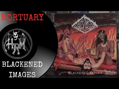 Mortuary - Blackened Images (Full Album)