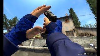 Hand Wraps | Cobalt Skulls - Factory New - Showcase
