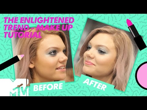 Make-Up Tutorial: Get The Enlightened Trend | MTV