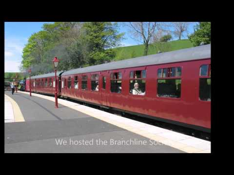 2014 highlights of Stainmore Railway Company