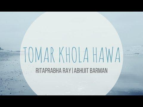 Tomar Khola Hawa | Abhijit Barman (Pata) | Ritaprabha Ray | Rabindra Sangeet | Project Dreamcatcher