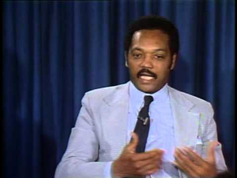 Jesse Jackson Presidential Campaign 1984 – Foreign Press Center Briefing (Part 3)