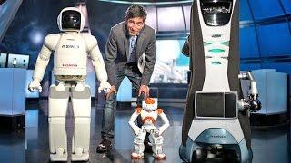 Roboter und Maschinen Apokalypse und Ende der Menschheit Doku 2017 HD