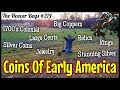 Lost Coins Of Early America Discovered Metal Detecting 1760 Colonial Farm House