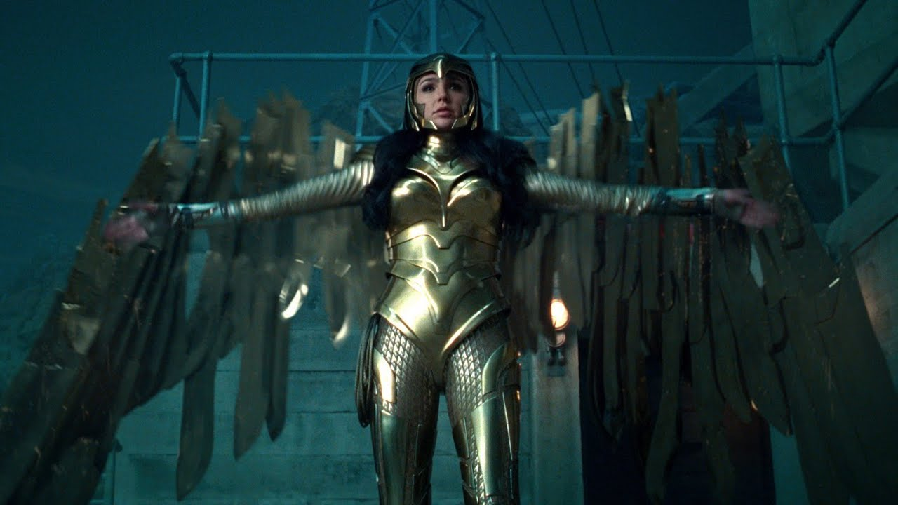 Wonder Woman 1984 Official Main Trailer Youtube