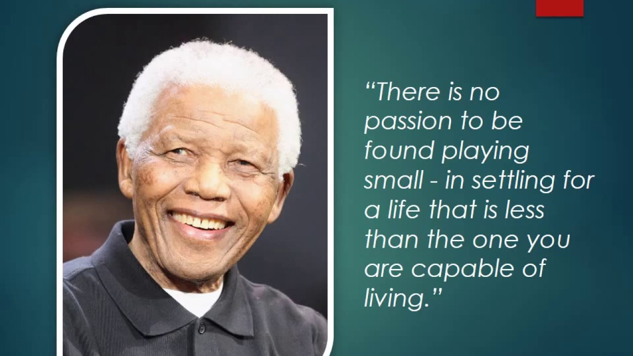 inspirational quotes nelson mandela education parenting and