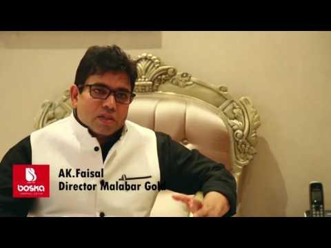Arabian Signature With AK FAISAL MALABAR GOLD