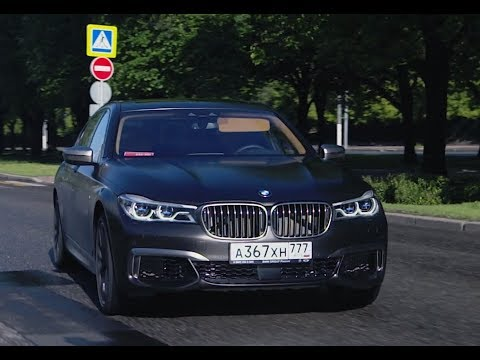 DT Test Drive — BMW M760Li vs Audi S8 Plus vs Mercedes S63 AMG