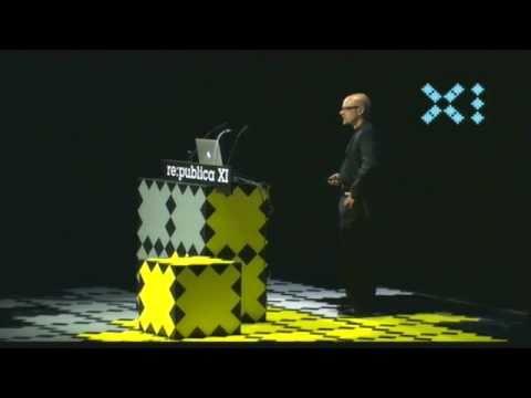 re:publica 2011 - Till Kreutzer - Wir sind der Urheber on YouTube