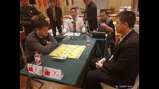 Chung kết Hàn Tín Bôi 2018   Tạ Tịnh ( Thượng Hải ) vs Vương Thiên Nhất ( Hàng Châu )