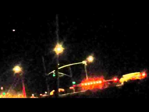 UFO MOTHER SHIP OVER PALMDALE CA Air FORCE BASE.