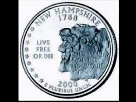 U.S.A State Quarters-50 coins
