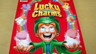 Lucky Charms - Cereal with Marshmallows