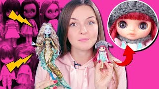 УМЕНЬШИЛА Блайз! Кукла за 40 000 рублей / Выставка кукол на Тишинке, покупки, обзор