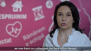 Back Office Heroes - Technical Support Call-ins Volume Reduction