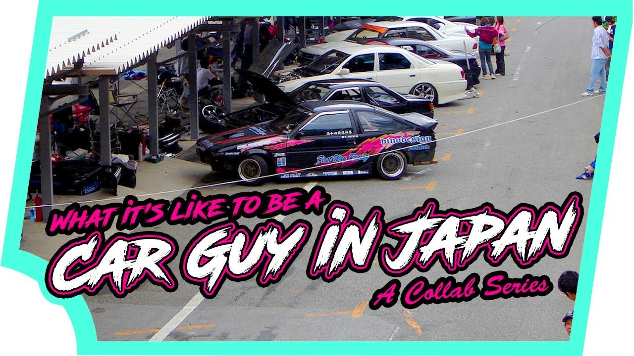 Living in Japan as an Auto Enthusiast - YouTube
