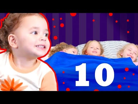 10 in the Bed and MORE!  Songs for Kids