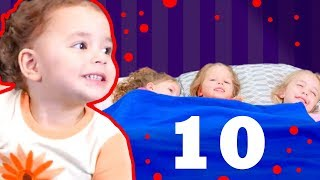 10 in the Bed and MORE! | Songs for Kids