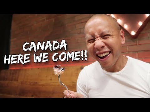 CANADA, I'M COMING HOME!   Vlog #133