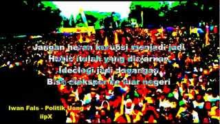 Video Iwan Fals - Politik Uang download MP3, 3GP, MP4, WEBM, AVI, FLV Maret 2018