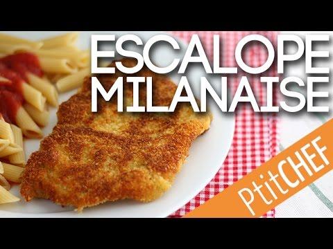 recette-d'escalope-milanaise---ptitchef.com