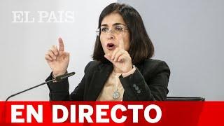 DIRECTO #CORONAVIRUS | DARIAS comparece tras la CONFERENCIA DE PRESIDENTES