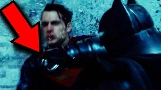 6 Easter Eggs aus Batman V Superman: Dawn of Justice !