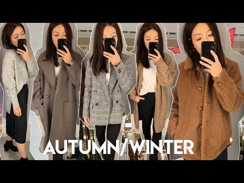 NEW IN H&M | AUTUMN HAUL | COME SHOPPING WITH ME