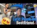 "Nba Youngboy - ""Choppa City"" | LYRIC PRANK ON BESTFRIEND"