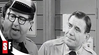 Sgt. Bilko / The Phil Silvers Show (1/5) Bilko Plays Roulette (1955)