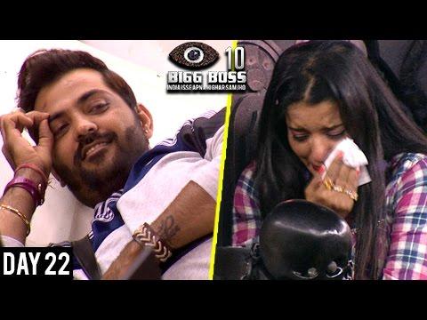 SHOCKING! Manu Makes Monalisa CRY | Bigg...