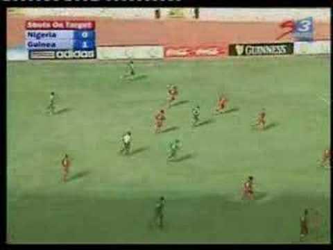 Download World Cup Qualifier: Nigeria vs Equatorial Guinea
