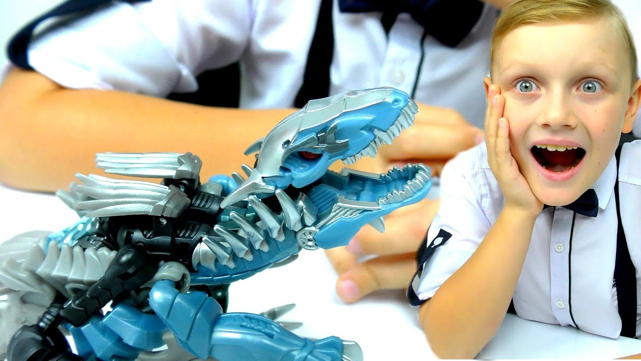 ТРАНСФОРМЕРЫ Автоботы  Игрушки из Мультика Transformers for kids Toys for Boys Про Машинки для детей