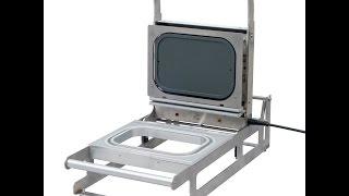 Profile sealer foil trays