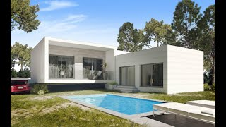 NEW Beach Villas 🌟 Key-in-Hand by Presprop Portugal Construction