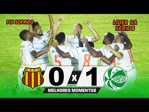 Sampaio Correa Juventude Goals And Highlights