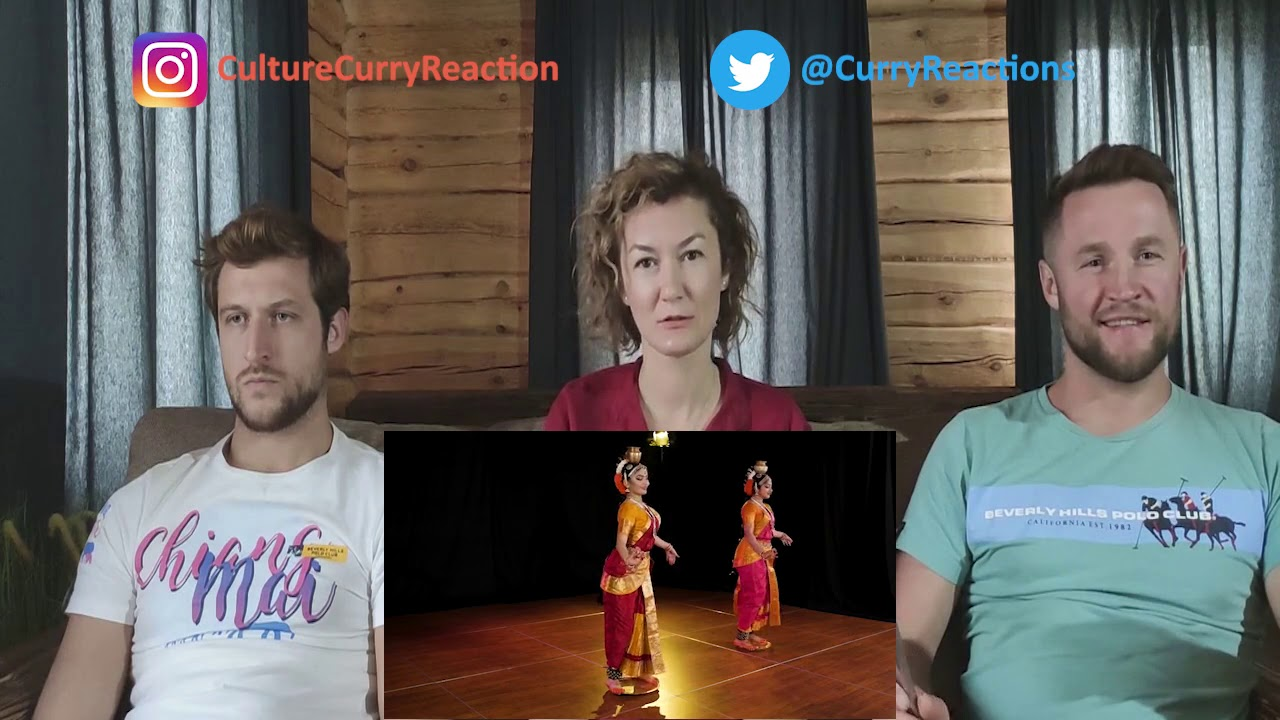 Kuchipudi Double Bill Russian Reaction| Dancing Through Time + EDM Tarangam| Andhra/Telangana Series
