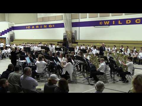 LaSalle Springs Middle School Band Concert 2