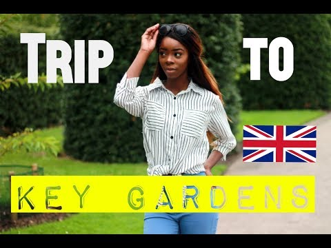 I WENT TO THE RAINFOREST! TRIP TO KEW GARDENS