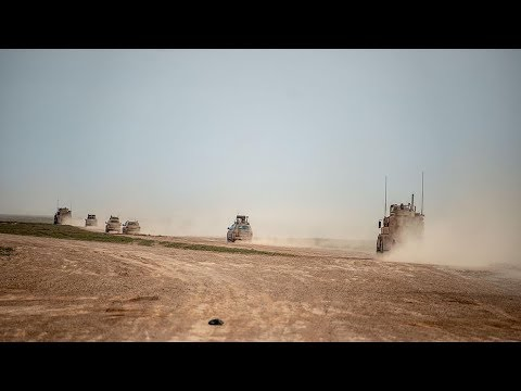 200 U.S. Military Troops To Stay In Syria