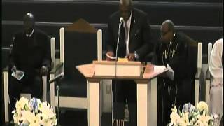 7 Last Words, Ill State National Baptist Convention, Dr. Joel Taylor, President 4/18/14