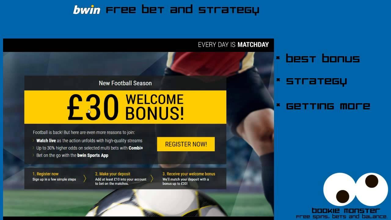 Bwin Free Bet