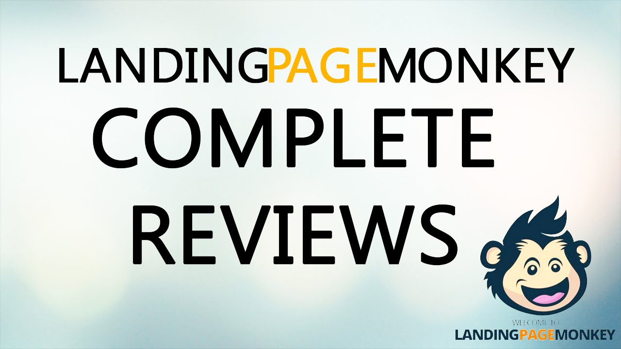 Image result for landing page monkey reviews