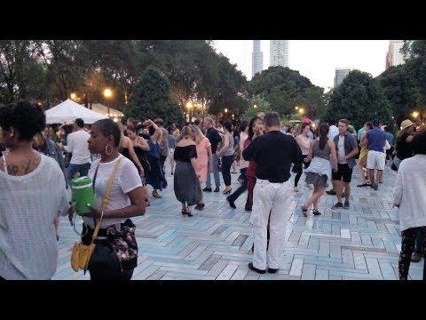 Salsa Night at Chicago SummerDance (July 29, 2017)
