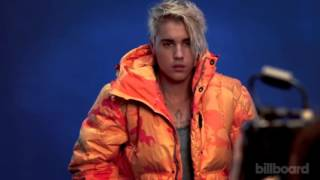 Justin Bieber  The Billboard Cover Shoot