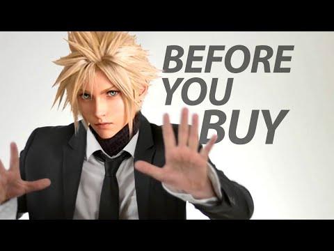 Final Fantasy VII Remake – Before You Buy