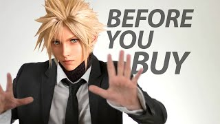 Final Fantasy VII Remake - Before You Buy (Video Game Video Review)
