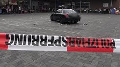 Schussabgaben auf Mercedes am Tannenbusch-Center in Bonn am 22.05.20