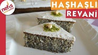 Haşhaşlı Revani - Revani - Nefis Yemek Tarifleri