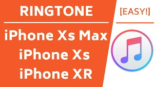 Learn how to make ringtone for iphone xs max, & xr using itunes in this tutorial. now set any song as a rin...